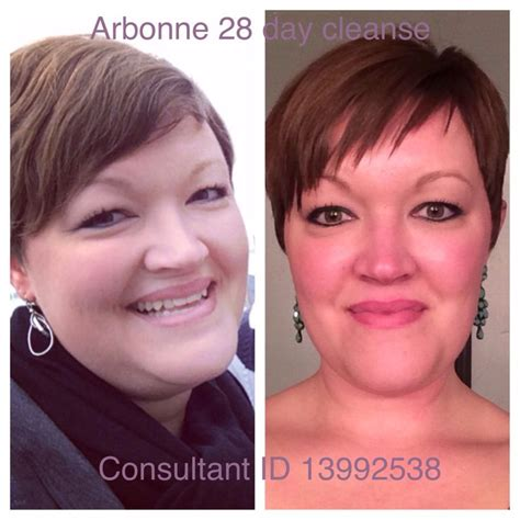 Arbonne Detox Before And After by Before And After Arbonne S 28 Day Cleanse Arbonne