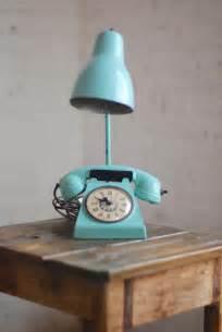 Cool vintage lamps with unique features via makelyhome com