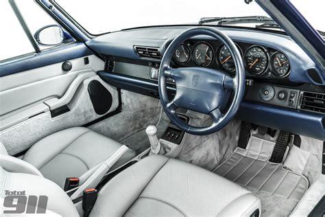 Porsche 993 Interior by Porsche 993 4s Ultimate Guide Total 911
