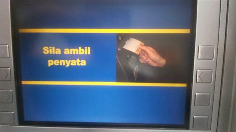 can you make a withdrawal without a debit card malaysian shares how you can withdraw money at an atm