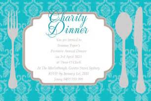 Charity Dinner Invitation Letter general invitation simple formal dinner invitation card sample idea