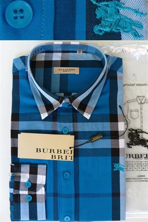 Kemeja Cotton Burberryx Jklbb127 jual kemeja cotton burberryx jklbb135 di lapak justinshopin justinshopin