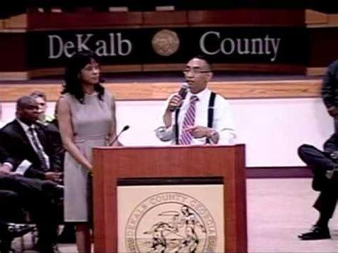 Office 365 Dekalb Ceo Burrell Ellis Speaks To Dekalb County Employees 6 24
