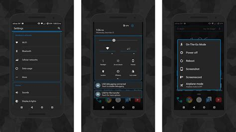 themes for android free 16 best cyanogenmod themes by developer