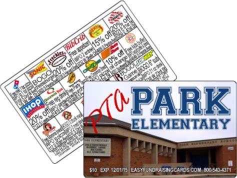Gift Card School Fundraiser - fundraising fundraiser articles easy fundraising cards