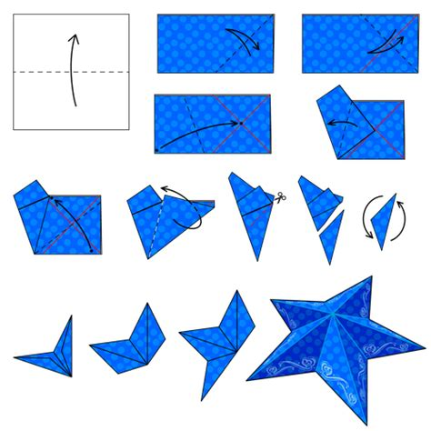 steps on how to make origami animated origami how to make origami