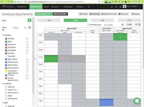 doodle scheduler alternative timetap g2 crowd