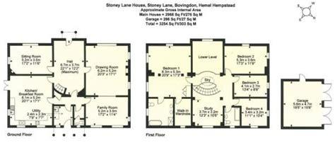Apsley House Floor Plan by Stoney Bovingdon Hemel Hempstead Hertfordshire