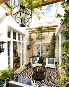 courtyard home designs best 20 atrium garden ideas on atrium house
