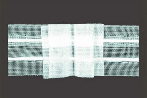 gardinenband falten ziehen gardinenband 3er falte 2 5 fache stoffmenge 28 mm