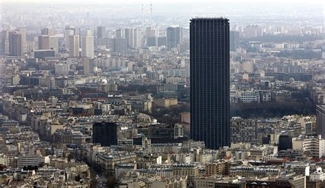 De Montparnasse Its Time by Gets Its Skyscraper In 42 Years And It Was