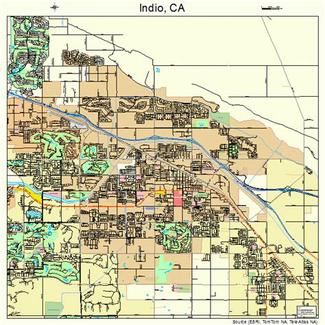 california map indio indio ca pictures posters news and on your