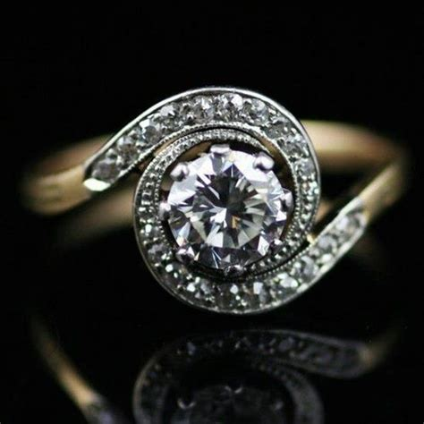 Wedding Anniversary Ideas Darwin by 25 Best Ideas About Vintage Anniversary Rings On