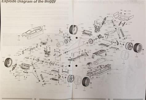 truck instructions hsp rc car truck buggy manual instructions free download