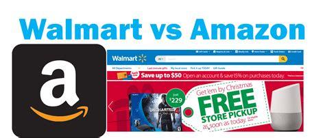 amazon vs walmart number of products sold on amazon vs walmart january 2017