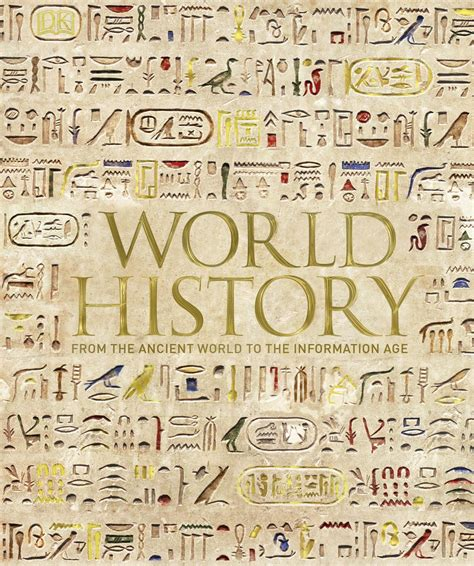 A World History world history from the ancient world to the