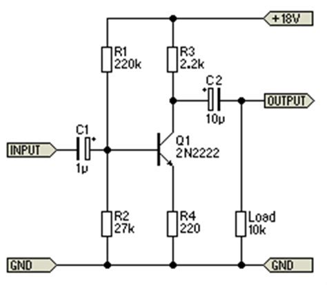 single transistor headphone lifier collection power audio circuit for headphone circuit diagram and layout modules