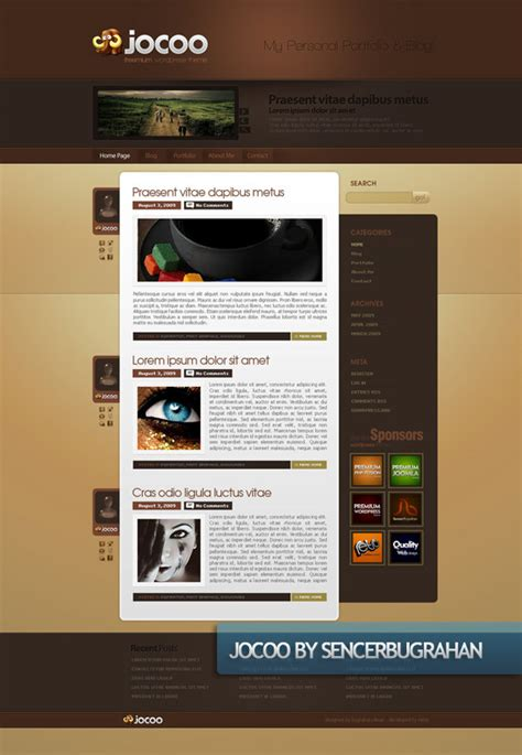 design layout web online outstanding web layouts from deviantart web design blog