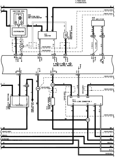 toyota xli wiring diagram toyota wiring exles and