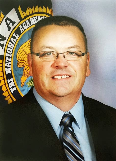 Barry Mba Graduate Bulletin by Otter County Chief Deputy Graduates From Fbi National