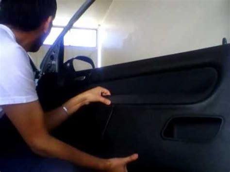 cambio placas reynosa blogs quitar panel puerta peugeot 206 wmv youtube