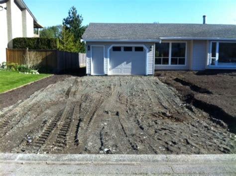 Concrete Backyard What Colour Should Your Concrete Driveway Be Maria