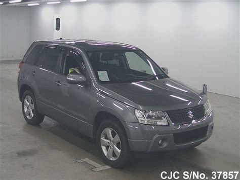 2010 Suzuki Grand Vitara For Sale 2010 Suzuki Escudo Grand Vitara Gray For Sale Stock No