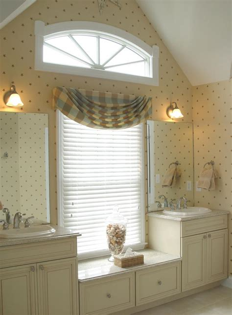 Bathroom Window Treatments Ideas | treatment for bathroom window curtains ideas midcityeast