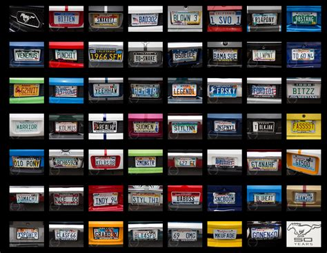 Personalized Plate Name Ideas Sle Of Some Of The Uniqueness Of Both The Owners And
