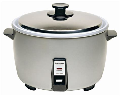 Rice Cooker Catering winco sr 42hzp d 23 cup panasonic electric rice cooker