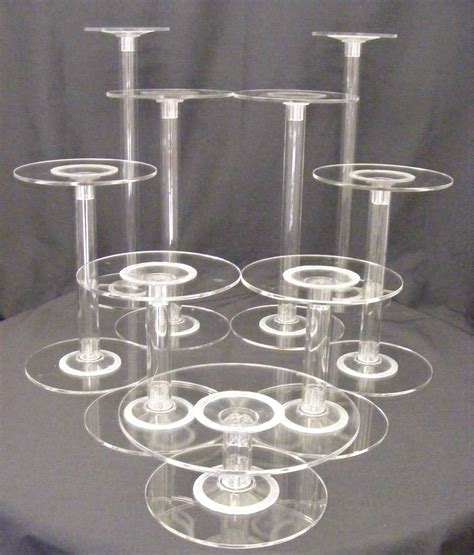Cake Stands For Wedding Cakes by Multi Cake Stand Multi Tier Wedding Cake Stand With Led