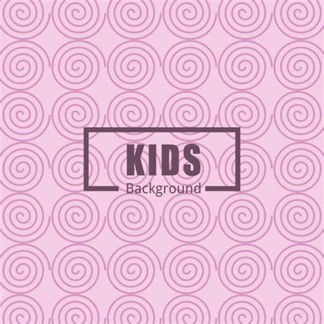 circular pattern ai circular pattern background for kids vector free download