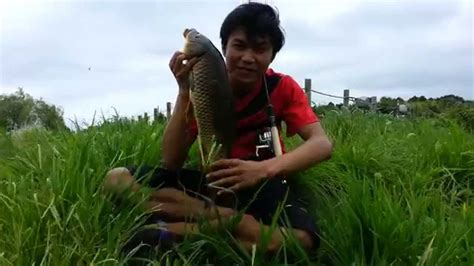 The Strike Mancing Mania mancing mania strike ikan di danau 07 08 2014