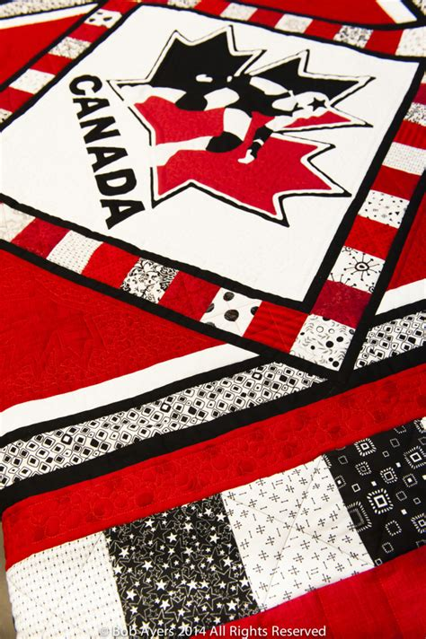 Quilt Stores Bc by This Team Canada Quilt Could Be Yours Team Canada