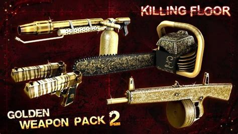 killing floor gold weapon pack 2 pc game download green man gaming