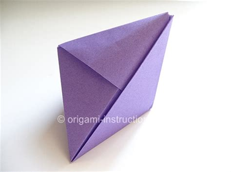 Origami Hexahedron - origami corrie hexahedron folding