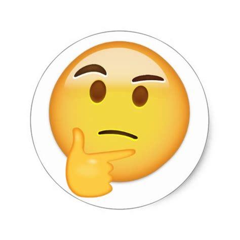 emoji thinking thinking face emoji archive emojiprints