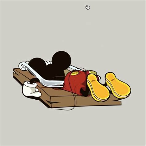 imagen fanny mikey mickey mouse