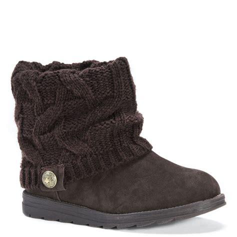 muk luks boots muk luks patti s boot ebay