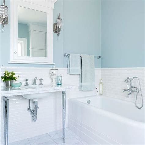 pale blue bathrooms color spotlight designing with our icey cool hues
