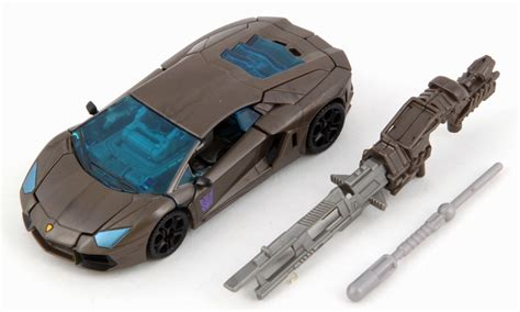 Transformers Magazine Rotf Universe Limited Edition deluxe class lockdown transformers age of extinction aoe decepticon