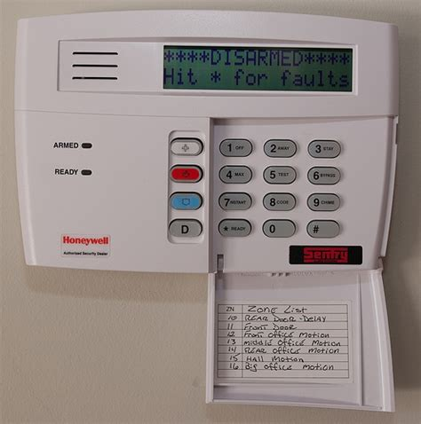 security systems residential security systems