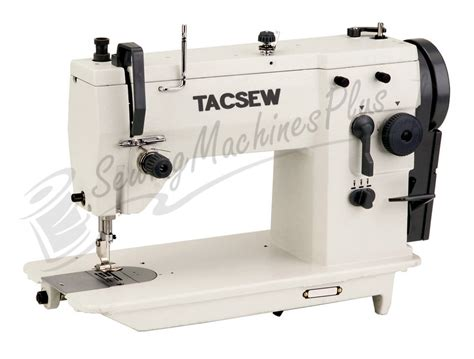 tacsew t20u73 1 zig zag industrial sewing machine packaged