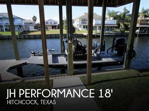 jh performance boats for sale in texas for sale used 2014 jh performance outlaw 185x in