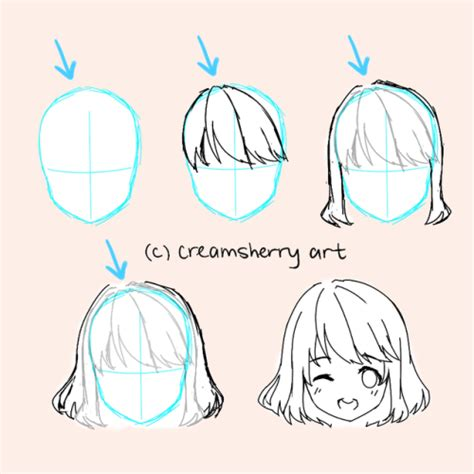 tumblr drawing anime i ve tried this one it s pretty drawing manga tutorial tumblr