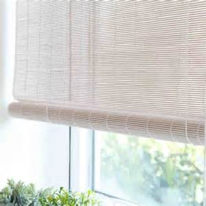 Bamboo Blinds White Bamboo Blinds Decor Ideasdecor Ideas