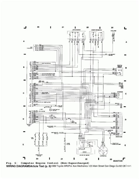 89 toyota wiring diagram new wiring diagram 2018
