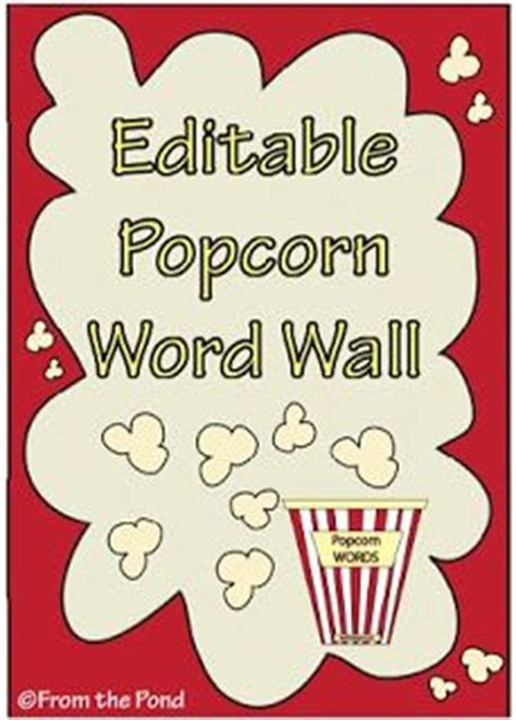 editable word wall template 175 best images about school materials on