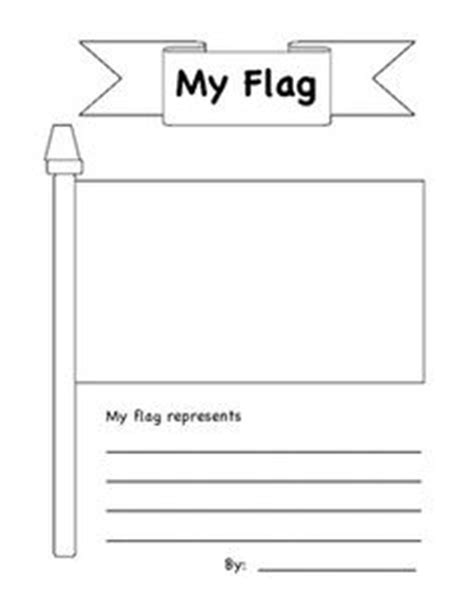 Twinkl Resources Gt Gt Design Your Own Ship Flag Worksheet Gt Gt Thousands Of Printable Primary Design Your Own Flag Template