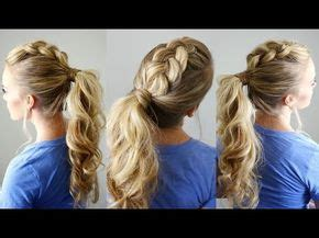 double waterfall braids ideas  pinterest waterfall french braid  braids